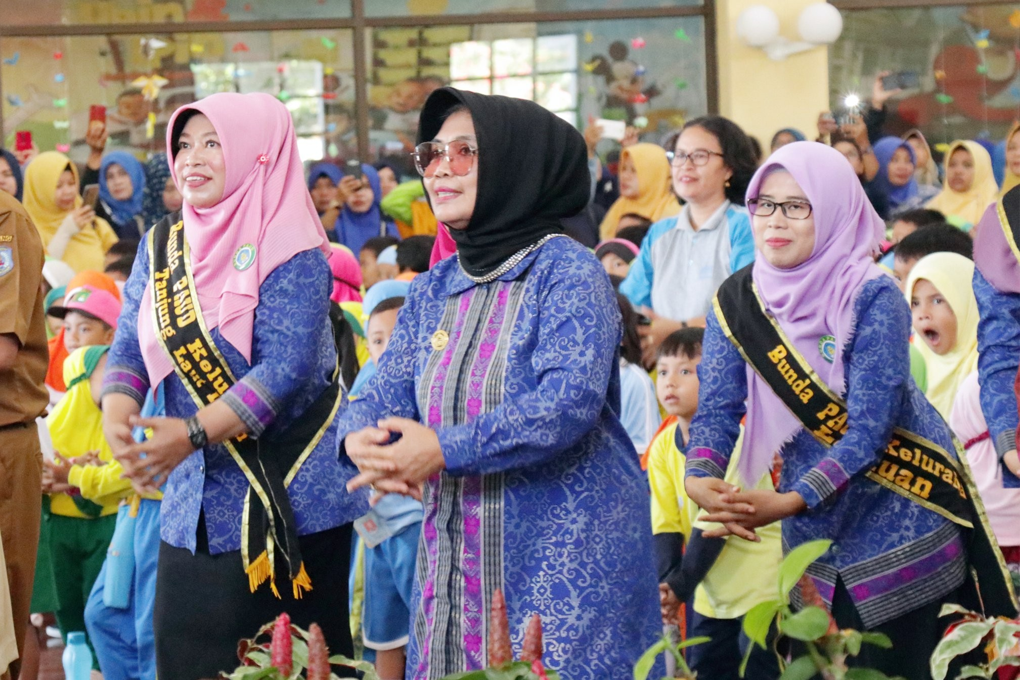 Dukung Program PEMKOT Bontang, TK IT YABIS Hadiri KEDUBES Bersama Buda PAUD